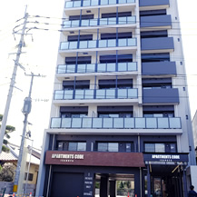 APARTMENTS CODE ISAHAYA