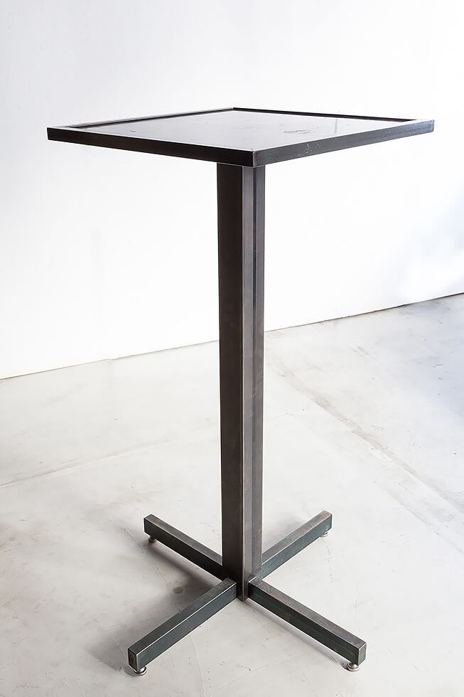 ONE LEG TABLE <PIPE>